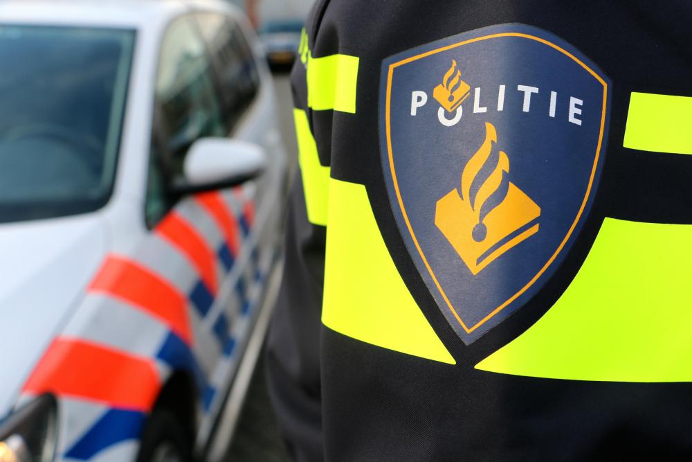 politie auto logo