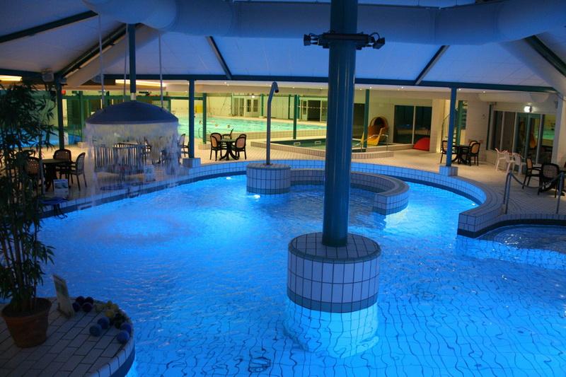 Zwembad de Molen Hey interieur