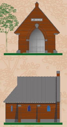 kapel - ontwerp