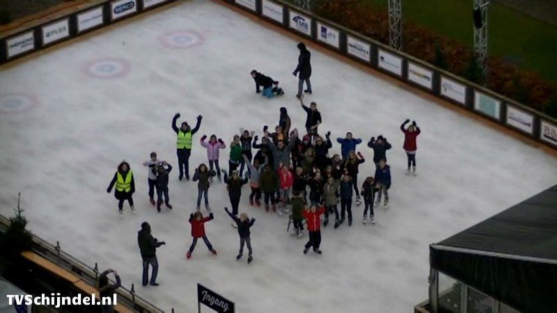 schaatsbaanlucht