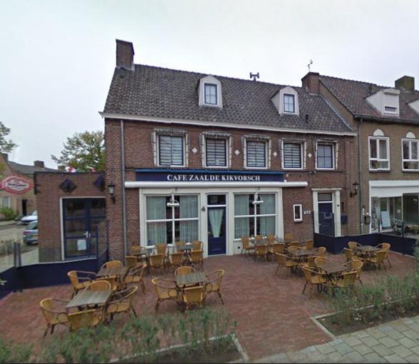 cafe zaal De Kikvorsch