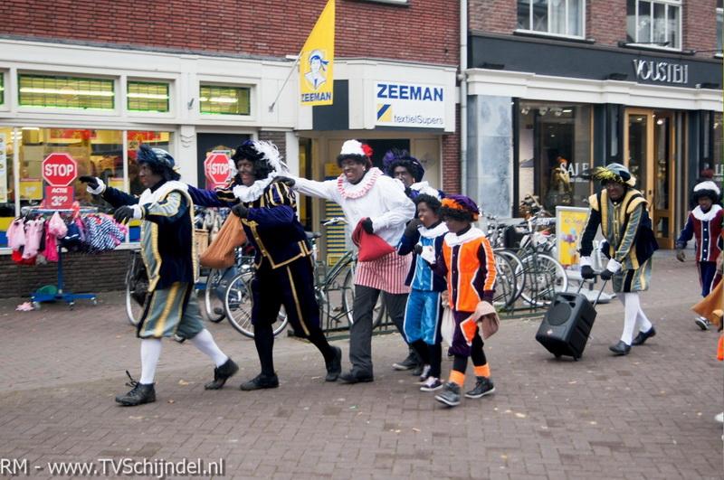 Pietenparade 2013