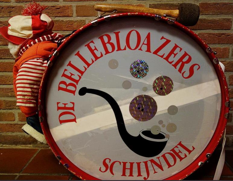 CV De Bellebloazers