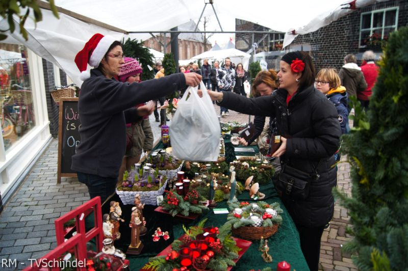 kerstmarktkramen