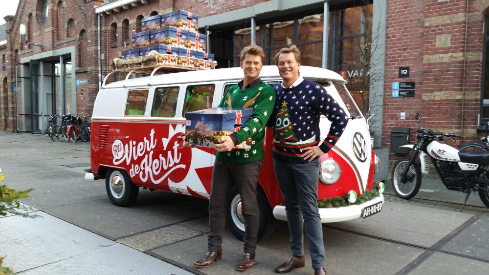 Rtl Viert De Kerst Met Busje Van Feestmee Uit Schijndel