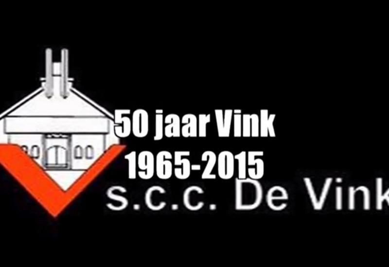 50 jaar de Vink logo