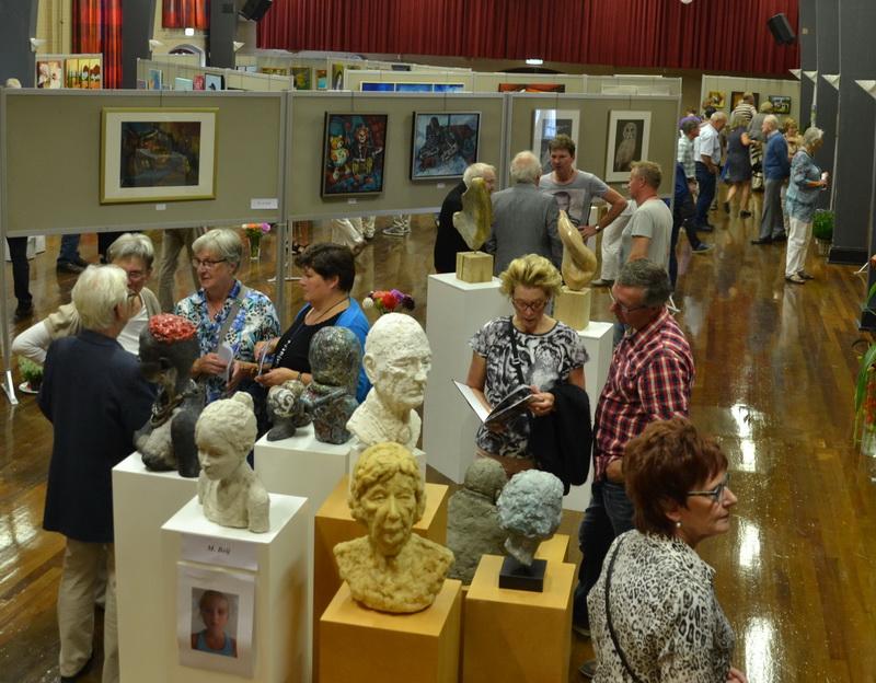 Kunst In De Vink Viert 35e Verjaardag Met Kunstmarkt Op Zondag