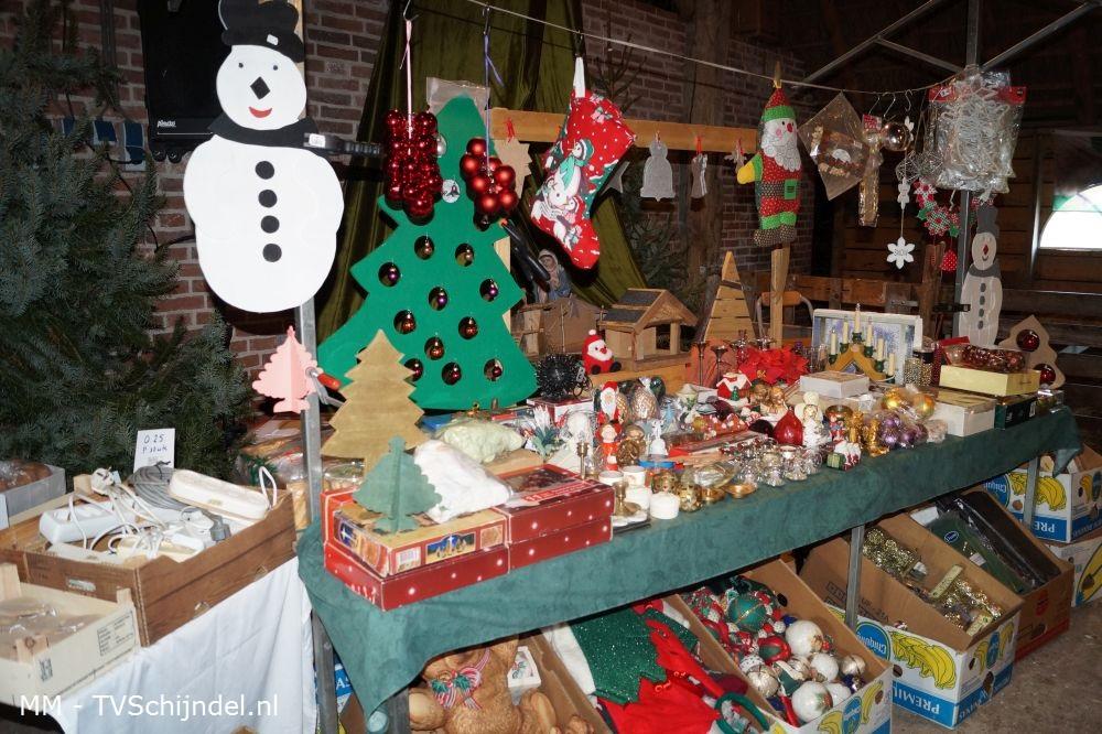 Sfeervolle Kerstmarkt Bij De Schaapskooi