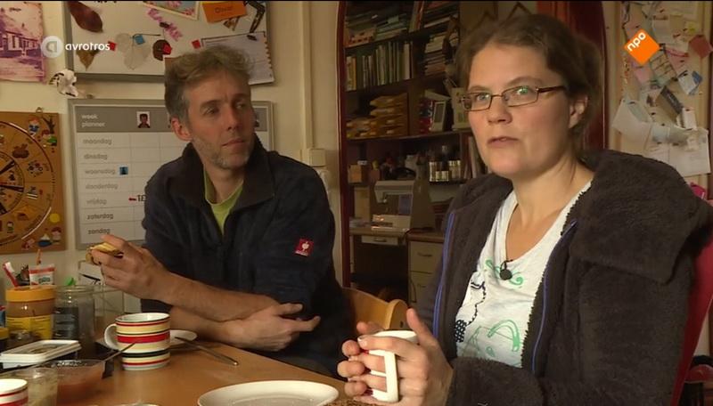 Nederland verbouwt Peter en Marleen