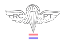 round canopy parachuting team a