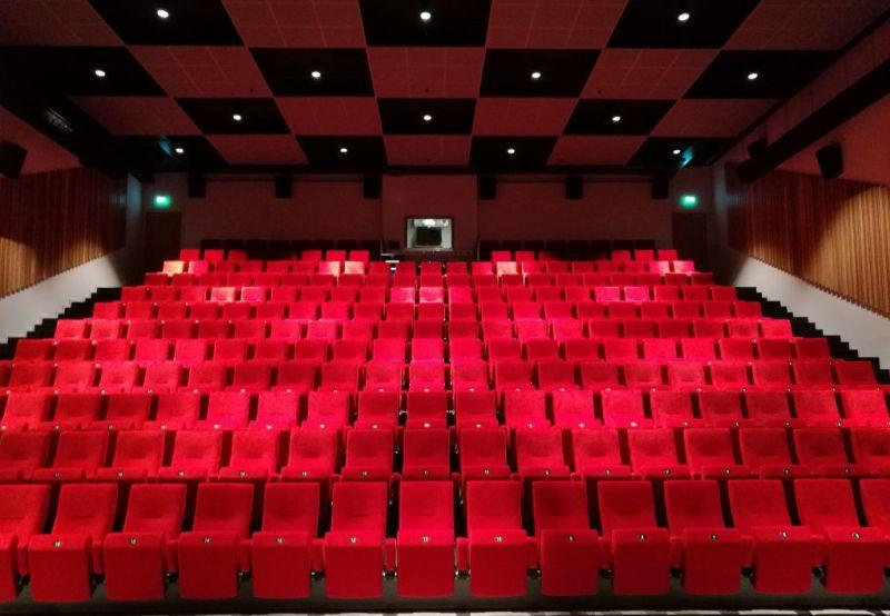 spectrum podium zaal