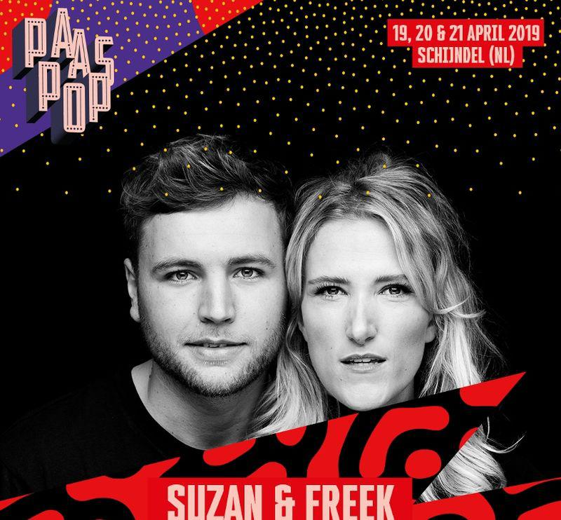 paaaspop Suzan en Freek